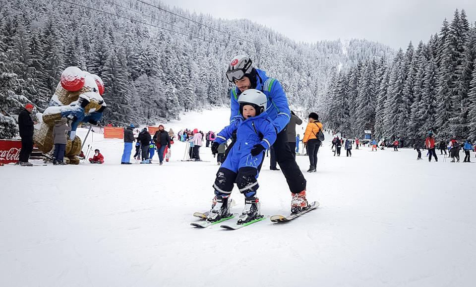 Monitor de ski la R&J Ski School din Poiana Brasov