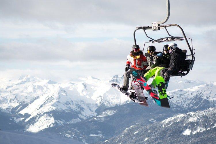 Poiana Brasov ski resot in Romania
