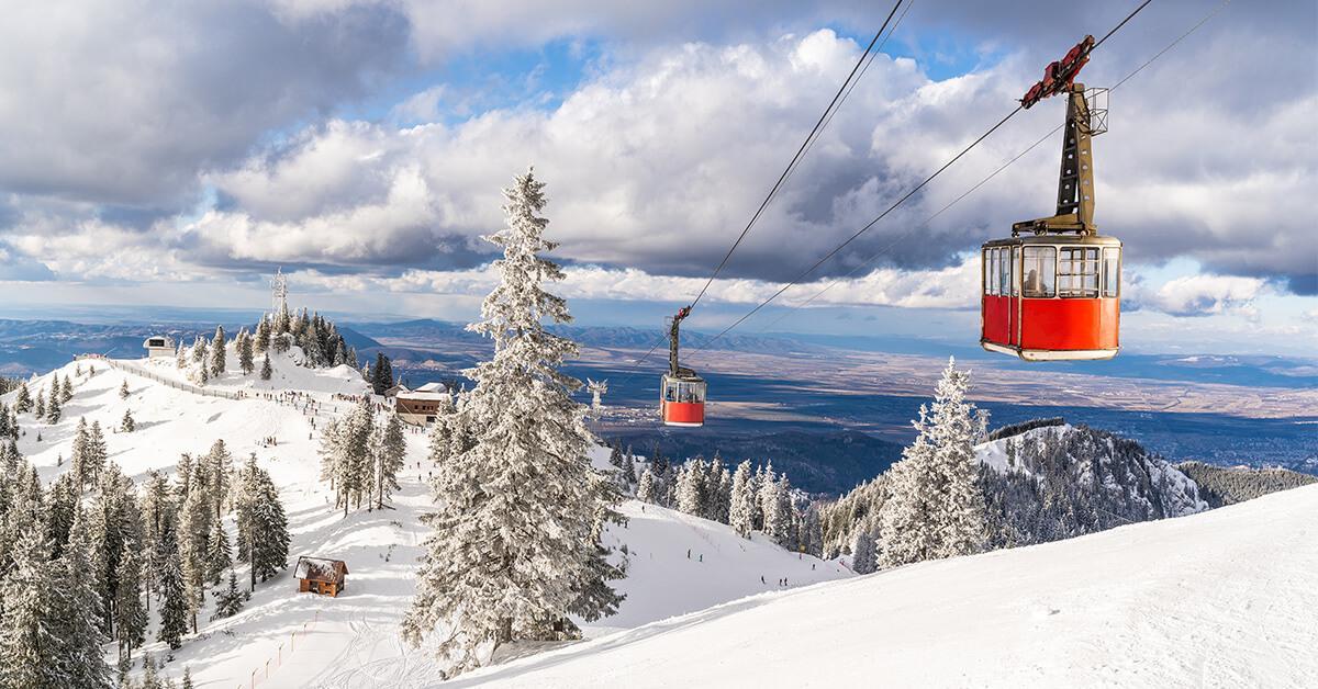 Poiana Brașov - locul ideal pentru ski și sporturi de iarnă