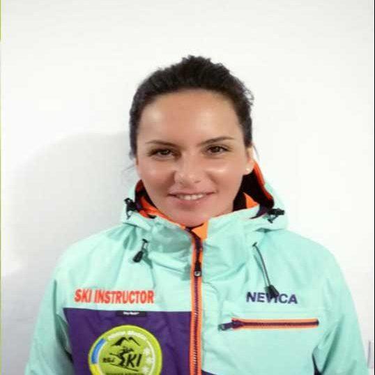 Instructor Roxana Scoala Ski Poiana Brasov